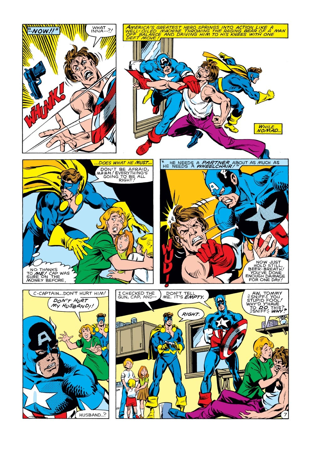 Captain America (1968) Issue #284 #200 - English 8