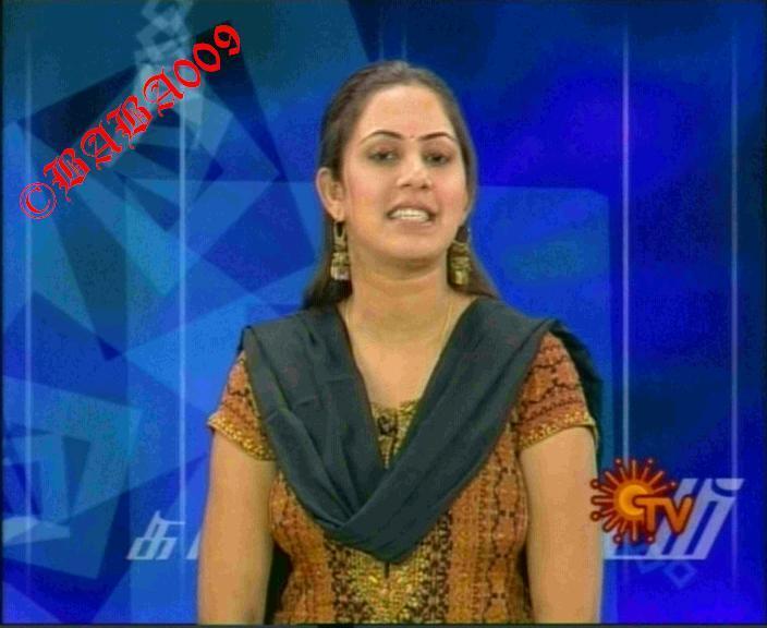 Tamil VJ profiles: Archana