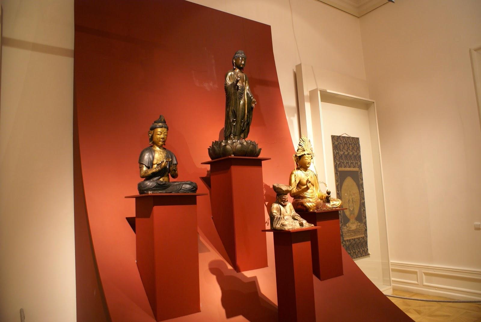 Musée des Arts Asiatiques de Prague au palais Kinsky