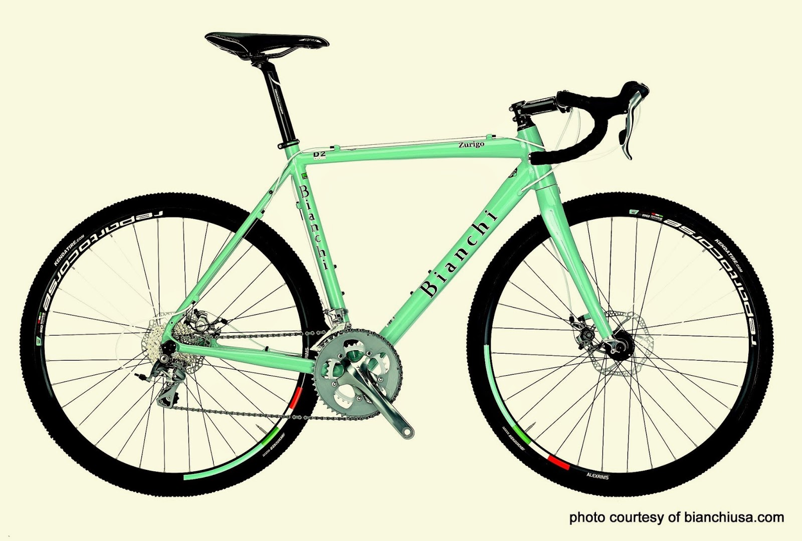 bianchi zurigo disc tiagra, commuter, gravel, cyclocross, touring, trekking, adventure