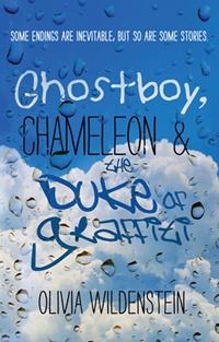 Ghostboy, Chameleon & the Duke of Graffiti (Olivia Wildenstein)