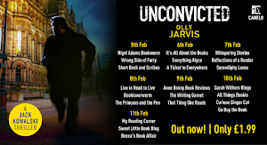 Blog Tour: Unconvicted