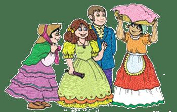 Qu   Hacer Para El 25 De Mayo  La Vida En La   Poca Colonial