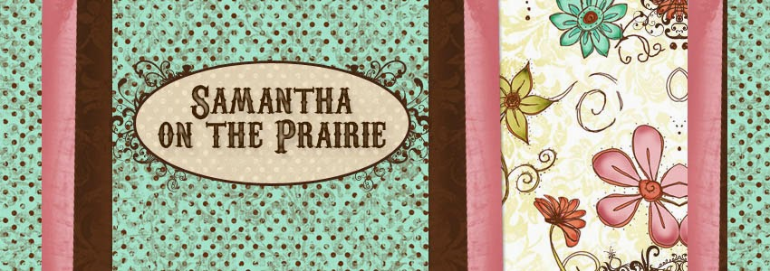 Samantha on the Prairie