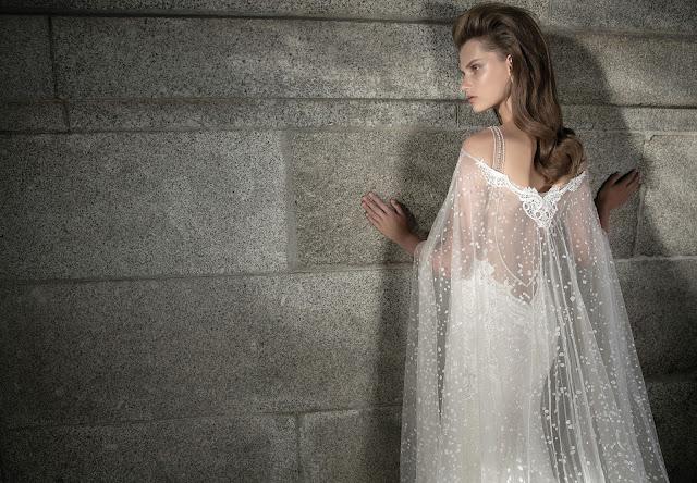 Berta Bridal 2016 wedding dress luxury details