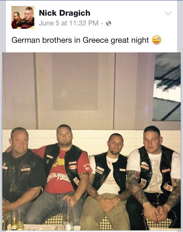 Gangsters Out Blog Canadian Hells Angels Arrested For