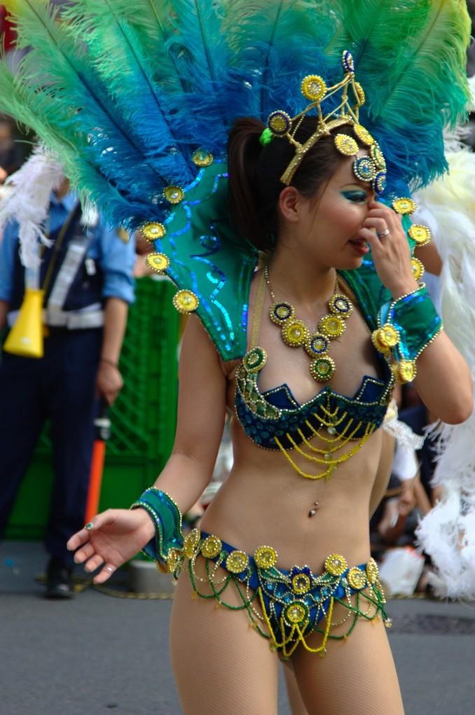 Asakusa samba festival 2009