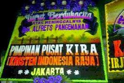 Alfrets Pangemanan (Relawan Prabowo) Korban 'Kerusuhan MK'  Akhirnya Meninggal Dunia