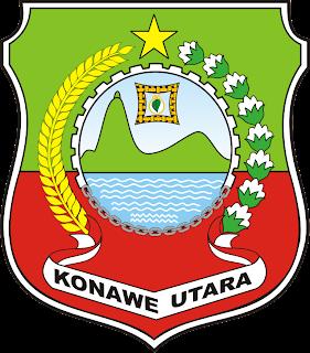 logo pemerintah Kabupaten Konawe Utara