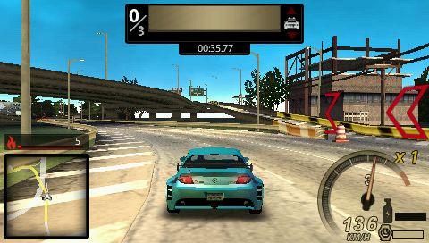 NFS Undercover RIP 81MB MediaFire (PSP) | GamingDownload