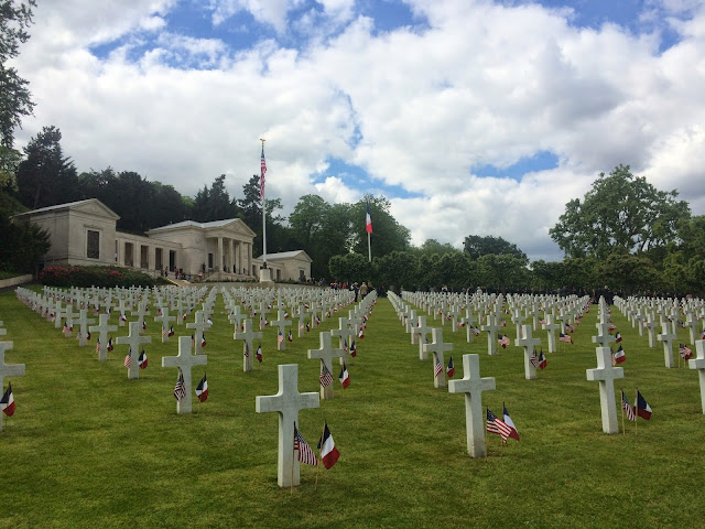 Suresnes American Cemetery, France