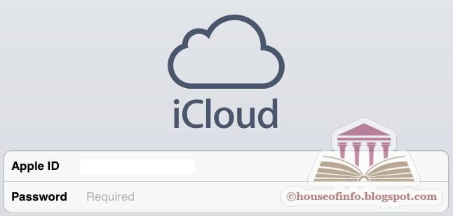 how to set up icloud on ipad 1