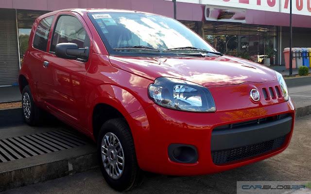 Fiat Uno 2016 - Vivace