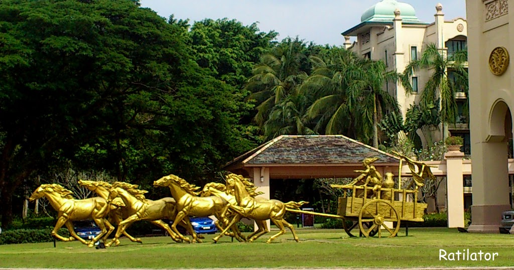 Palace of the golden horses - Palace of the golden horses swimming pool ...