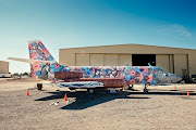 The Boneyard Project: Art on Abandoned Airplanes (boneyard project )