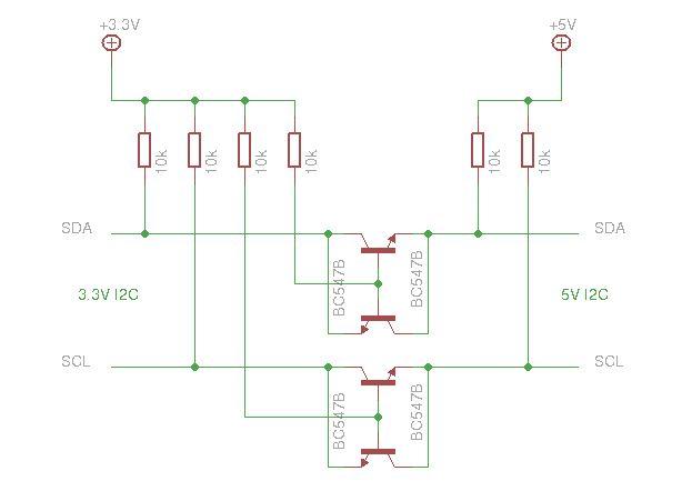 I2CBi DirectionalLevelShifter besides 146930 besides Embeded together with Circuit Diagram Transistor Level Shifter in addition 14bfffdc82. on i2cbi directionallevelshifter