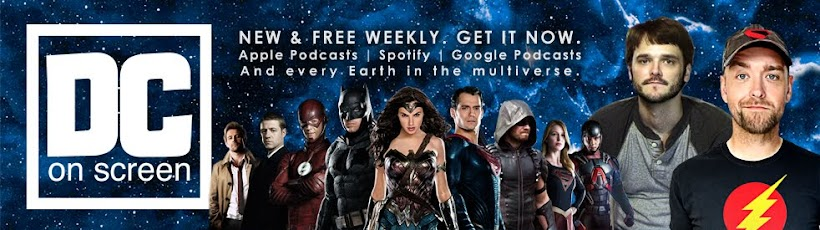 DC on SCREEN Podcast
