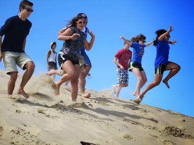 Seniors Leap into 2013!