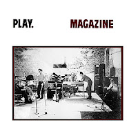 Original LP cover for Play by Magazine