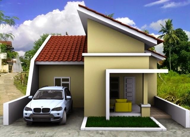 Desain Unik Atap Rumah Minimalis Sederhana Bentuk Plafon