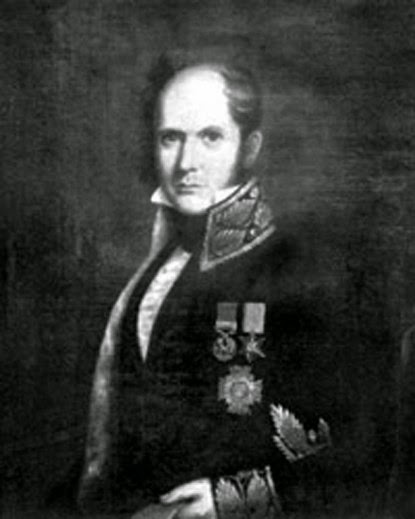 Captain William Slimen