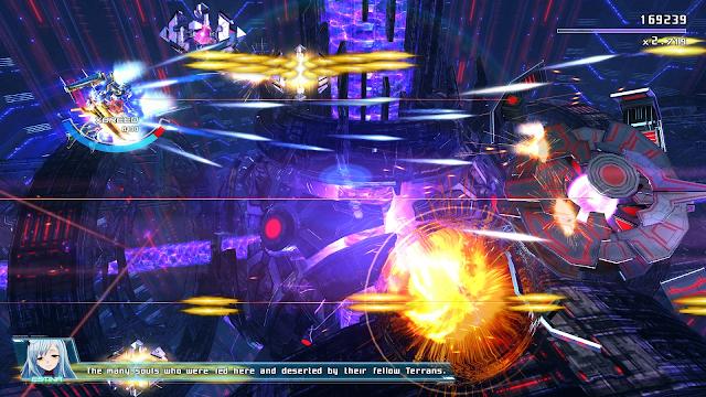 El espectacular matamarcianos Astebreed a finales de mes en PS4
