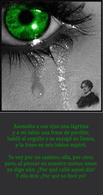 Rima XXX - Gustavo Adolfo Becker