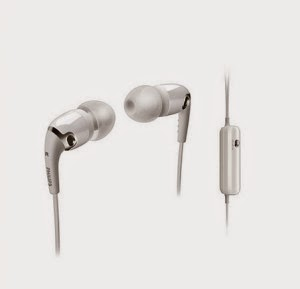 Philips SHN 2600/10 Noise Cancelling In Earphones for Rs. 1569 at Snapdeal