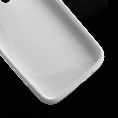 TPU-Jelly-Case-Motorola-Moto-G-DVX-XT1032-S-Line-White