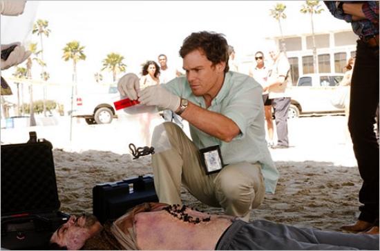 Dexter 6. Sezondan İlk Kare