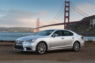 Lexus LS price has risen, so has overall quality