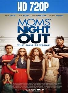 Moms Night Out 720p Español Latino 2014