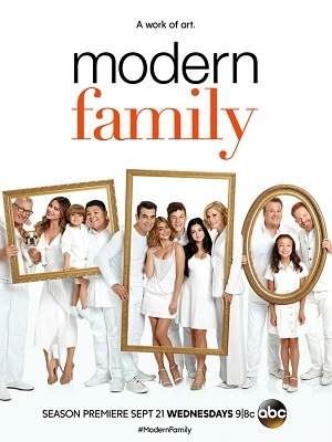 Família Moderna - 8ª Temporada Legendada Séries Torrent Download completo