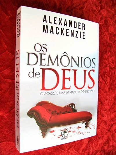 Os Demônios de Deus * Alexander Mackenzie