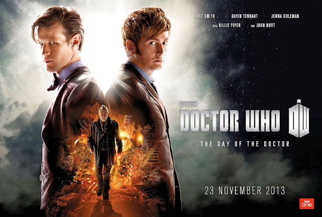 Doctor Who  50th Anniversary The Day of the Doctor Wallpaper
