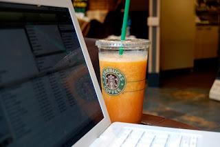 Starbucks Internet Cafe