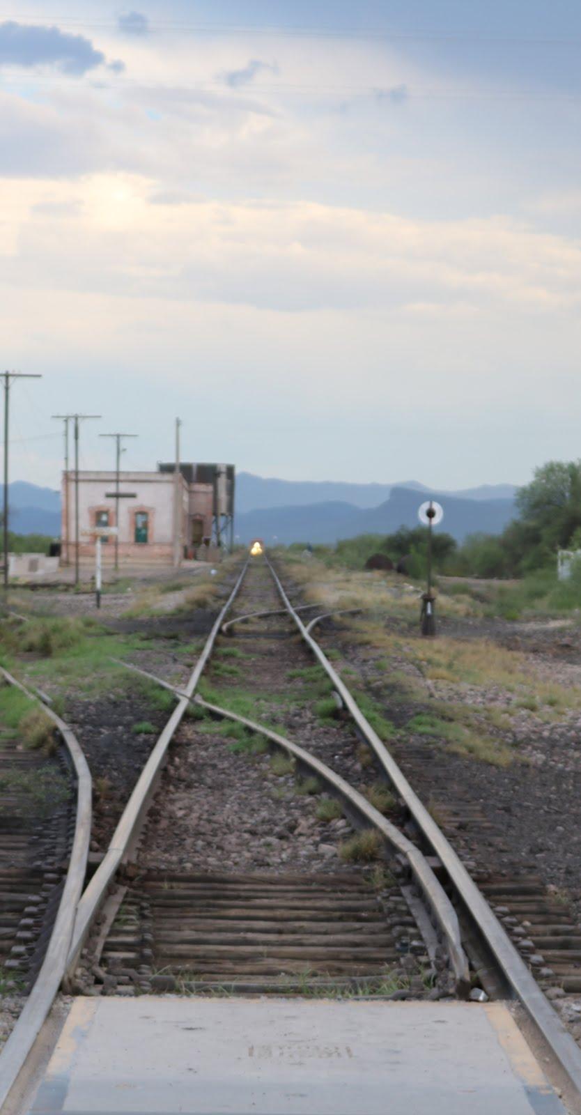 Un tren largo de recuerdos tumultuosos