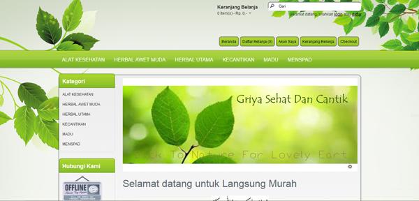 Langsungmurah.com Jual Produk Herbal Kesehatan