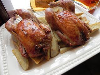Pollos Tomateros