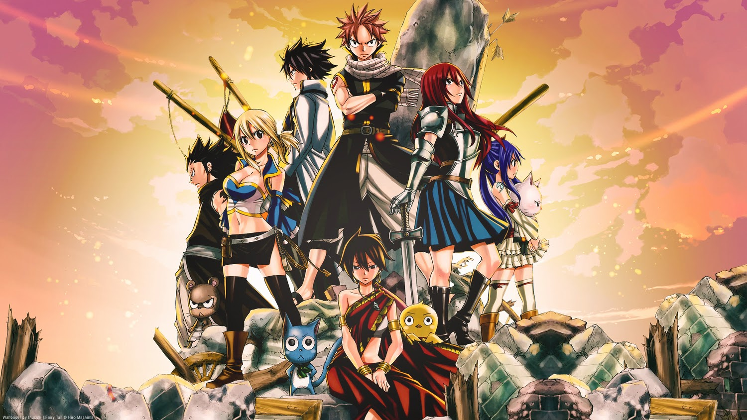 Fairy-Tail-Wallpaper