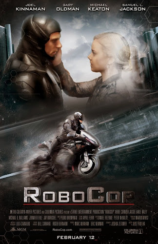 Robocop (BRRip FULL HD Español Latino) (2014)