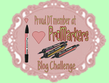 I Love Promarkers Challenge Blog