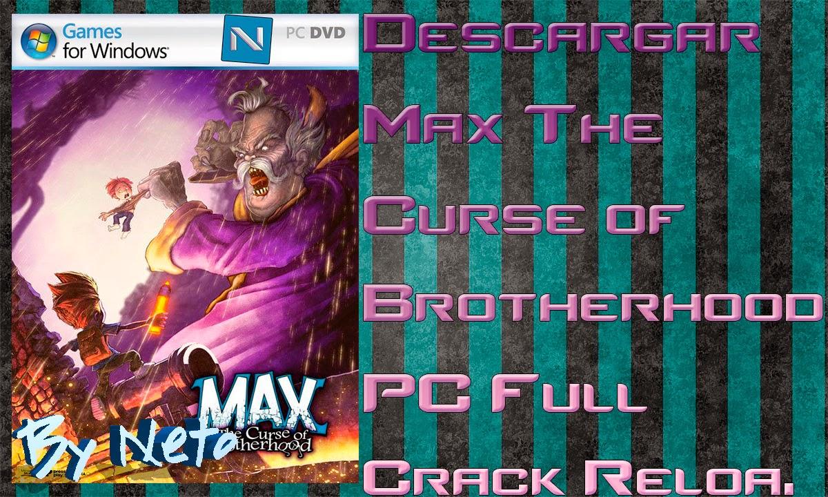 Crack Max The Curse Of Brotherhood