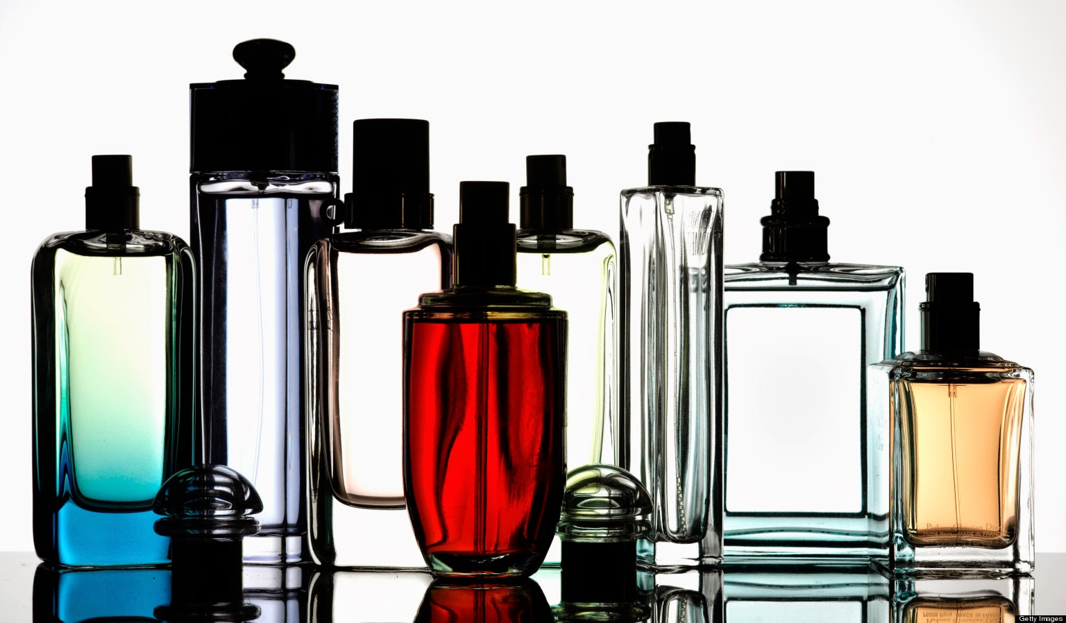 dilute a perfume