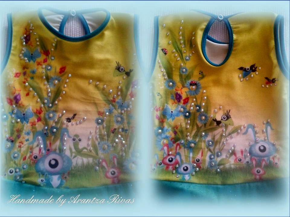 Rhythmic gymnastics dress decoration/Decoración de malla de gimnasia rítmica