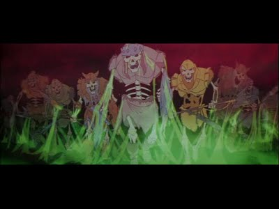 Undead Black Cauldron 1985 animatedfilmreviews.blogspot.com