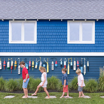 Coastal Living: Patriotic and Nautical