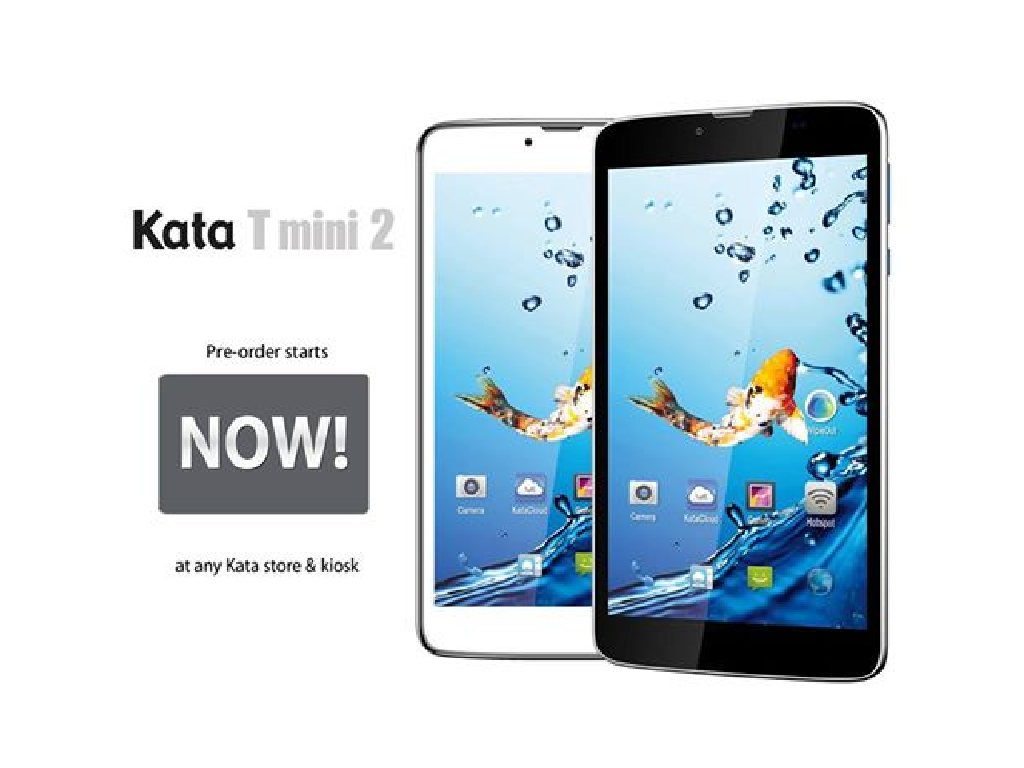 Kata T Mini 2 is Now Available For Pre-order. Priced At Php 5,499