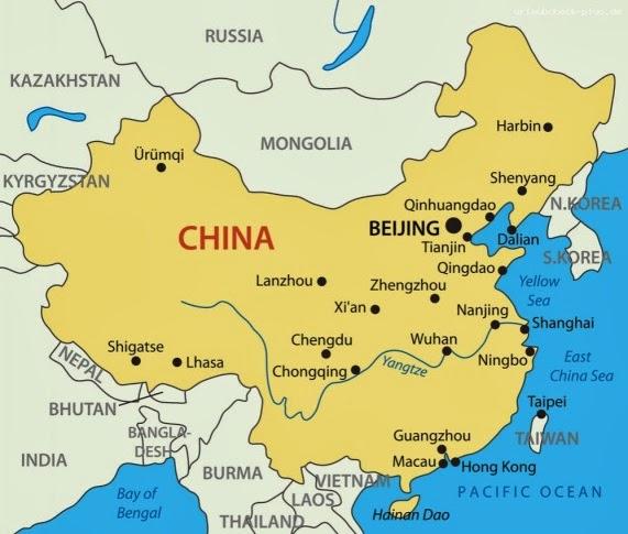 Hasil gambar untuk letak geografis hongkong
