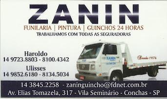 ZANIN FUNILARIA E PINTURA GUINCHO 24 HORAS